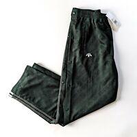 Adidas Alexander Wang Jacquard Snap Track Pants Green Men's Size Large CG1994