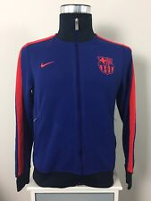 Barcelona Football Training Track Zip Jacket 2015/16 (M)
