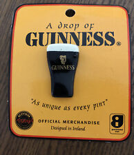 Official Guinness Beer Draught Pint Pin from Ireland