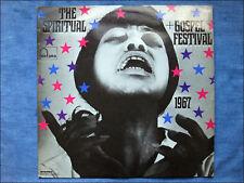 The spirito + Gospel Festival 1967-FONTANA-Lippmann + Rau-LP