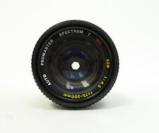 Promaster 75-200mm f4.5 Macro Zoom for Minolta MD