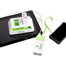 Virtus iMax Mobile Cell phone Battery Backup Power Bank. Includes 10000 mAh