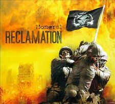 MONGREL Reclamation CD Bored To Death Pseudocide Zombies Of War Crucifiction OOP