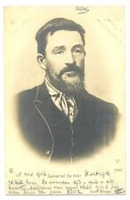 NETHERLAND-SOUTH AFRICA-1902 -FOTO PPC -GENERAL DE WET -- F/VF