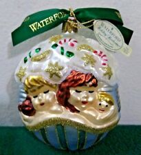 Waterford Holiday Heirlooms Ornament All Snug in their beds  115853  NIB! (OH12)