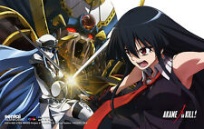 Akame ga Kill Wall Scroll Poster Officially Licensed CWS-28936  New