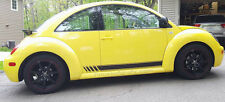 Strobe end Rocker Stripes Graphics fits ANY YEAR Volkswagen Beetle Bug