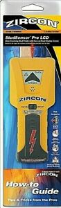 ZIRCON STUD-SENSOR PRO LCD  [FACTORY SEALED PACKAGE] [BRAND NEW] [FREE SHIPPING]