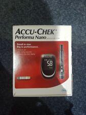 Accu-Chek Performa Blood Glucose Diabetic Testing Meter Monitor System