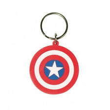 Marvel Metal Collectable Keyrings