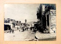 1930 Palestine SIGNED PHOTO Walter CHRISTELLER KRISTELLER Bauhaus ISRAEL Galilee