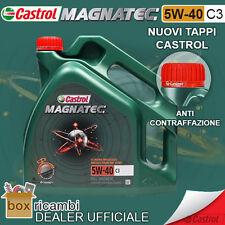 4 LITRI OLIO CASTROL MAGNATEC 5W40 C3 BMW LONGLIFE 04 - VW 502 00 / 505 00