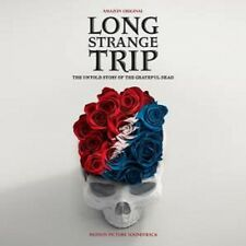 Grateful DEAD-Long strano viaggio-NUOVO VINILE LP - 4th AGOSTO