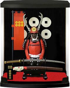 Japanese Samurai Figurines - Sanada Yukimura