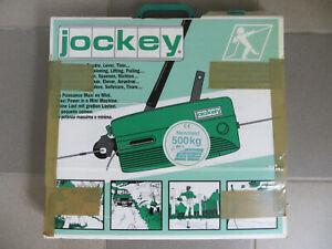 Greifzug Seilzug(Jockey) 500 kilo und Zubehör mit Orignal Bedinungsanleitung