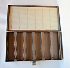 Kenco group Slide File Model #550 with clean inventory sheet