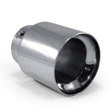 Universal Exhaust Tip Trim Pipe For BMW E34 E39 E60 E61 E63 E64 F10 F11 F12 F13