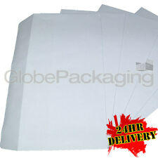 1000 DL Plain White Self Seal Envelopes 110x220mm *SPECIAL OFFER* - 24HR DEL