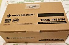 New Starchoice 4x8 Pico Macom Quad Multiswitch Shaw Direct Star Choice TSMS-4/8