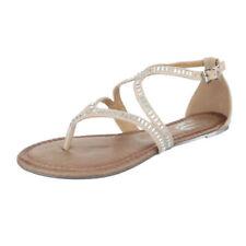 Damen-Sandalen & -Badeschuhe mit Strass 41 Größe