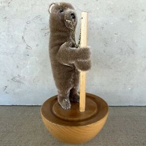 STEIFF Museum Collection ROLY-POLY CIRCUS BEAR 1894 Replica