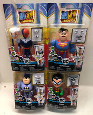 Teen Titans Go! To The Movie Action Figure Set Of 4