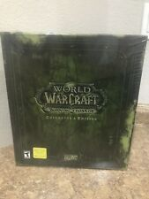FACTORY SEALED! World of Warcraft: The Burning Crusade Collector's Edition - NEW