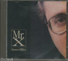 JASON MILES - Mr. X - MICHAEL BRECKER JAY BECKENSTEIN CD MINT CONDITION