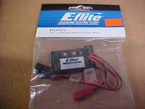 E-FLITE EFLH1023 = 3 IN 1 CONTROL UNIT - Mixer / ESCs / Gyro  : BCX2 (NEW)