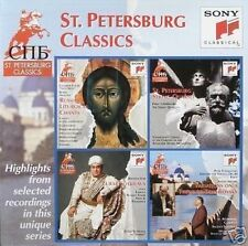 St. Petersburg Classics A Taste of Things to Come CD