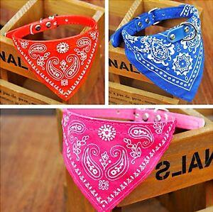 Hot sale Dog Bow Tie Collars Dog/Cat Bandana Neck Necklace Scarf Cute CollarS-XL