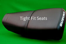 Motorcycle Seat Cover + Strap - SUZUKI TS125X - See listing for colours