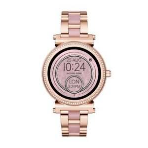 Michael Kors Access Smartwatch Rose Gold MKT5041 FACTORY REFURBISHED