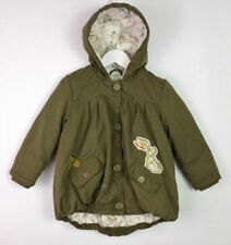 Next Girls' Polyester Spring Coats, Jackets & Snowsuits (2-16 Years) with Hooded