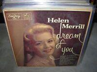 HELEN MERRILL dream of you ( jazz ) emarcy 36078