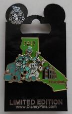 Disney Pin DCA Cast Exclusive 2012 California State DCA Haunted Mansion LE750