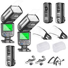 Neewer NW565N  Kit de Flash Esclavo i-TTL Professional para Nikon D7100