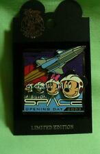 Walt Disney World Mission Space Opening Day 2003 Limited Edition Pin