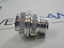 AMPHENOL 97-4106A-16S-1P THREADED CIRCULAR  CONNECTOR NEW
