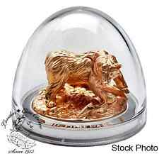 Canada 2017 $100 Sculpture of Majestic Canadian Grizzly 10 oz Silver Coin