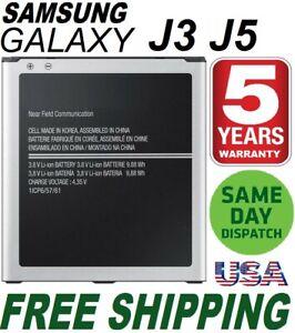 New OEM Battery For Samsung Galaxy J5 J3 Battery ON 5 Original EB-BG530CBU