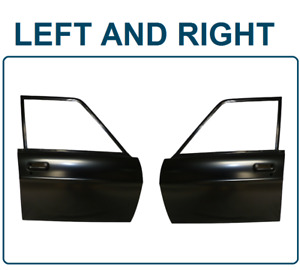 FITS Nissan Datsun SUNNY B110 120 1200 Front DOOR LEFT AND RIGHT PAIR NEW
