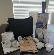 Philips Avent Double Electric Breast Pump with power cushion