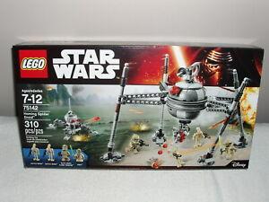 Lego Star Wars 75142 HOMING SPIDER DROID NIB!