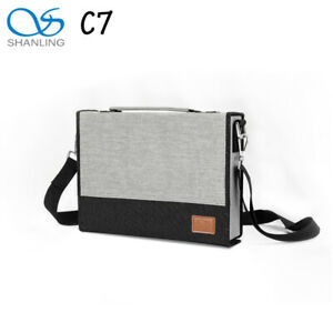 SHANLING C7 Portable Headphone Storage Box Carrying Case Multi-Purpose Package