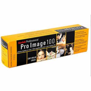 Kodak Pro Image 100 Professional Film 135 36 Exp (5 Pack)
