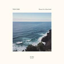 TEEN DAZE-THEMES FOR A NEW EARTH-JAPAN CD E25