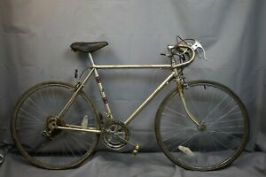 Kent Gran Concour 1984 Vintage Touring Road Bike Small 52cm Lugged Steel Charity