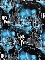 18\u00d744 * Hogwarts and Moon diy Face Mask 36\u00d744 * Half Yard * Full Yard Harry Potter Fabric * 100/% Cotton * Quarter Yard 9\u00d744
