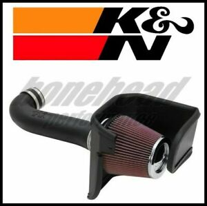 Fits Chrysler 300 2005-2010 K/&N Performance High Flow Replacement Air Filter